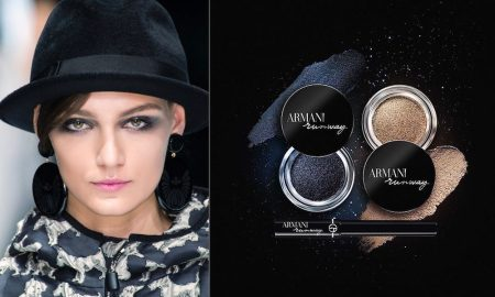 Armani make up autunno inverno 2017 2018