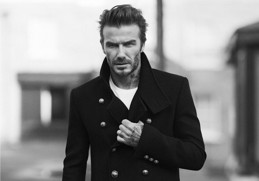 David Beckham Respect campagna