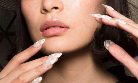 Unghie sposa 2018 manicure gel nail art eleganti