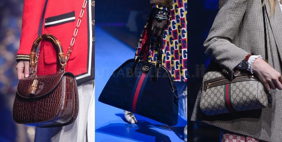 Borse Gucci primavera estate 2018. PREZZI. Collezione - A tutta Bellezza dc658757f2e