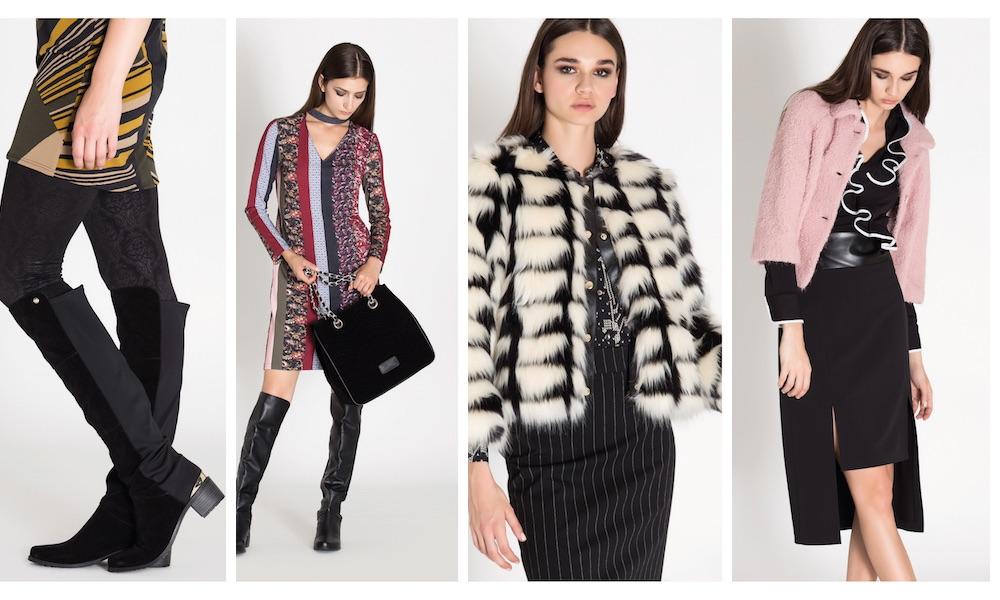 camomilla italia abbigliamento inverno 2017 2018