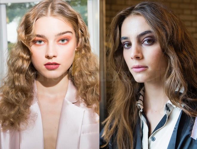 capelli estate 2018 lunghi sciolti mossi
