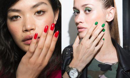 unghie smalti estate 2018-tendenze-colori manicure