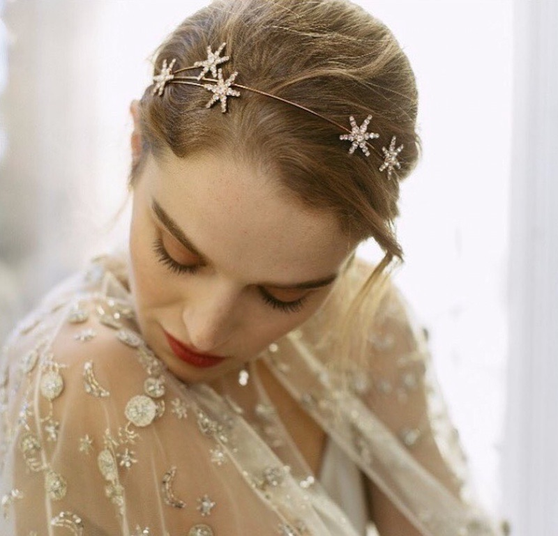 Accessori acconciatura sposa 2018-cerchi swarovski