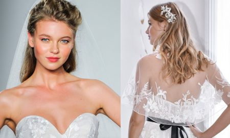 Acconciature sposa 2018 2019