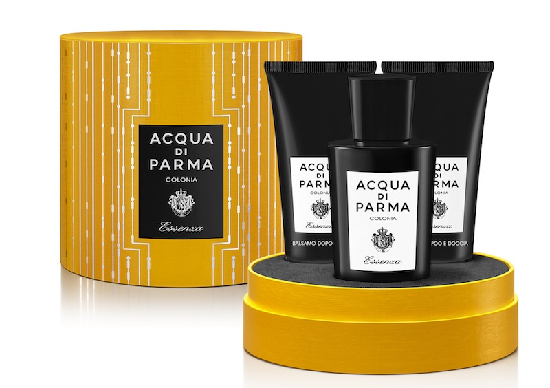 Acqua di Parma Colonia Essenza cofanetto Natale 2017