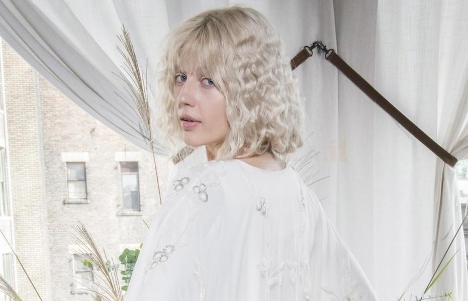 acconciatura sposa 2018 capelli medi