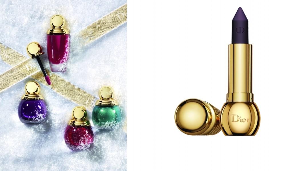 Dior make up Natale 2017