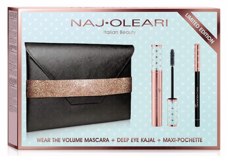 Naj Oleari Beauty Pochette Limited Edition Natale 2017