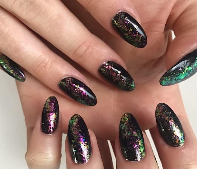 Unghie invernali 2018 nail art Jenny nails