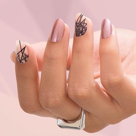 Unghie nail art inveernali 2018 opi