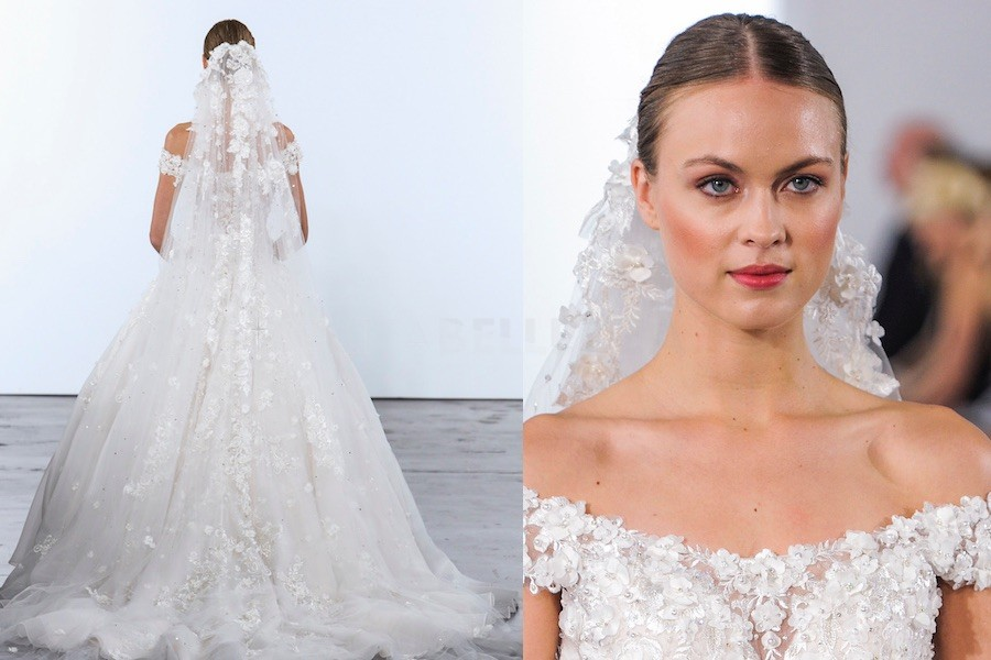 acconciatura sposa 2018 2019