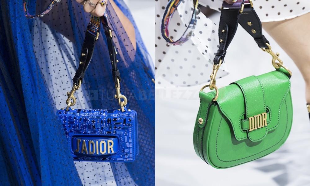 borse tracolle Dior primavera estate 2018