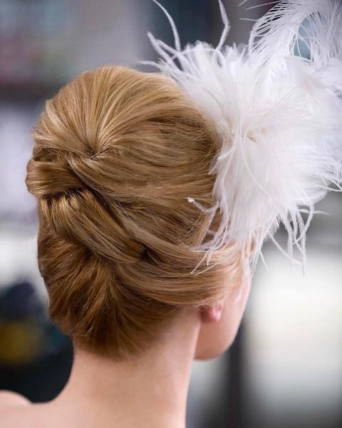 capelli sposa 2018 cignon