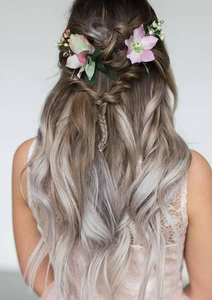 capelli sposa exstension
