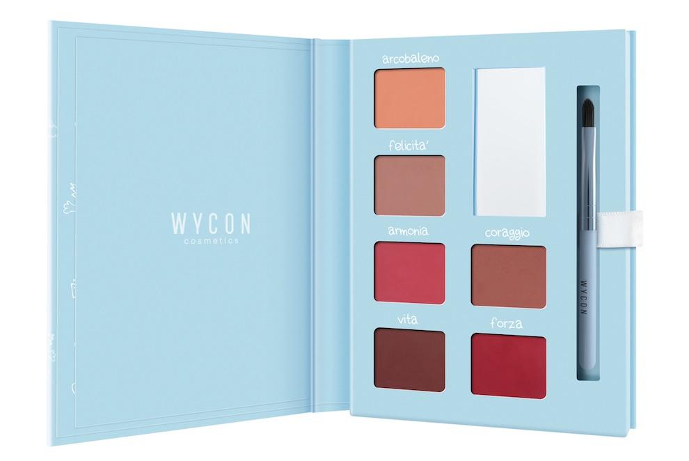 kid dreams WYCON cosmetics natale 2017