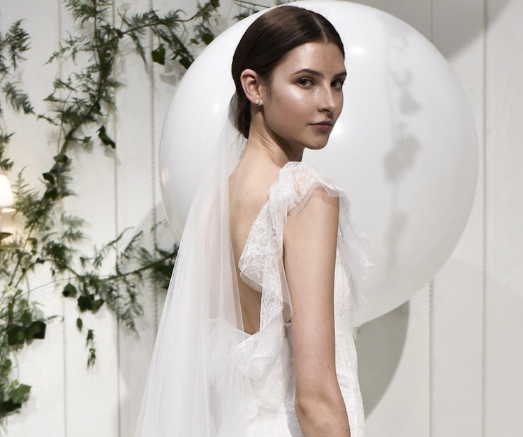 monique-lhuillier-acconciatura sposa inverno 2018-19-velo