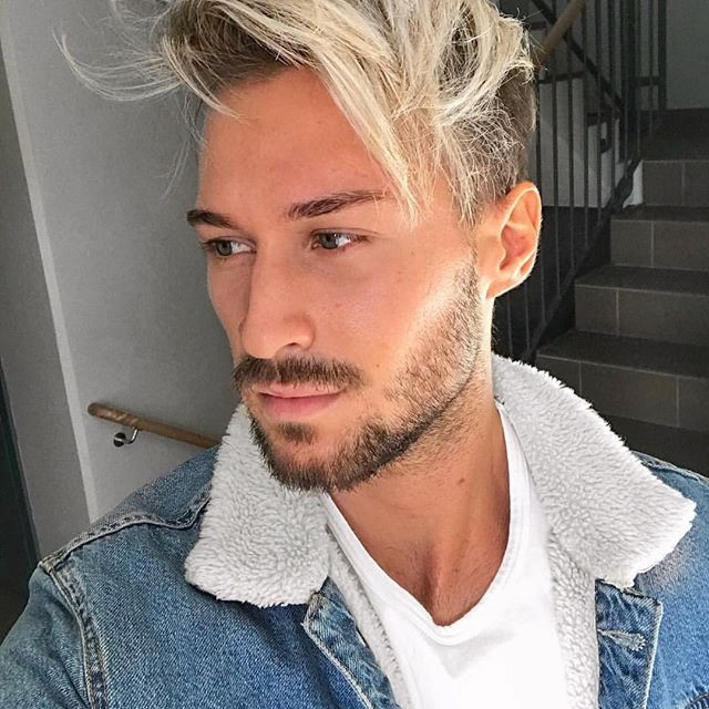 capelli uomo  il taglio maschile  tendenza