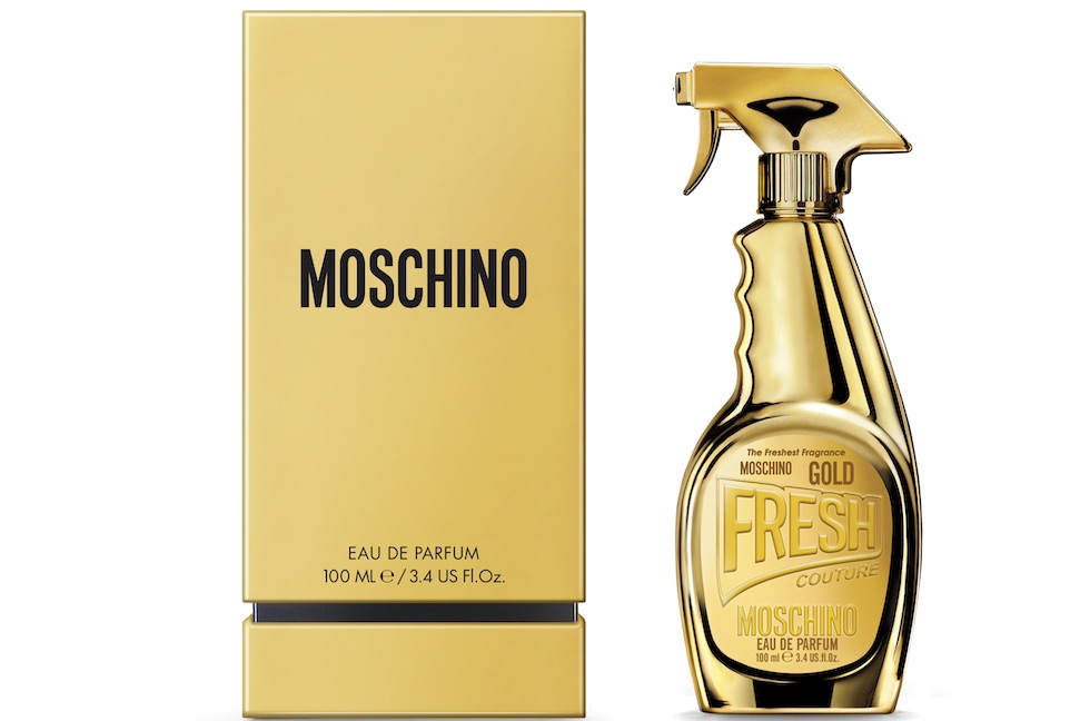Moschino Gold Fresh Couture_nuovo profumo 2017-2018