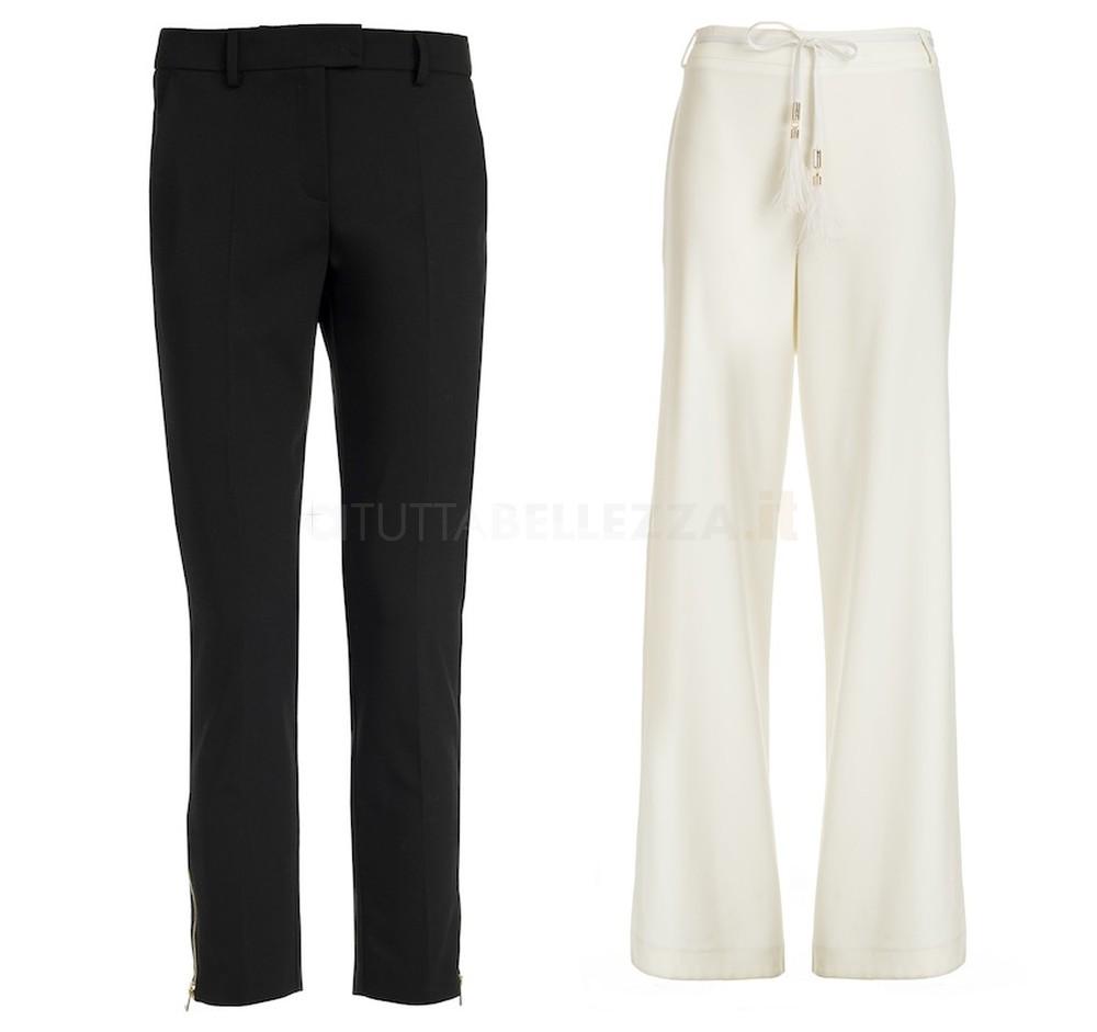 Motivi pantaloni donna primavera estate 2018