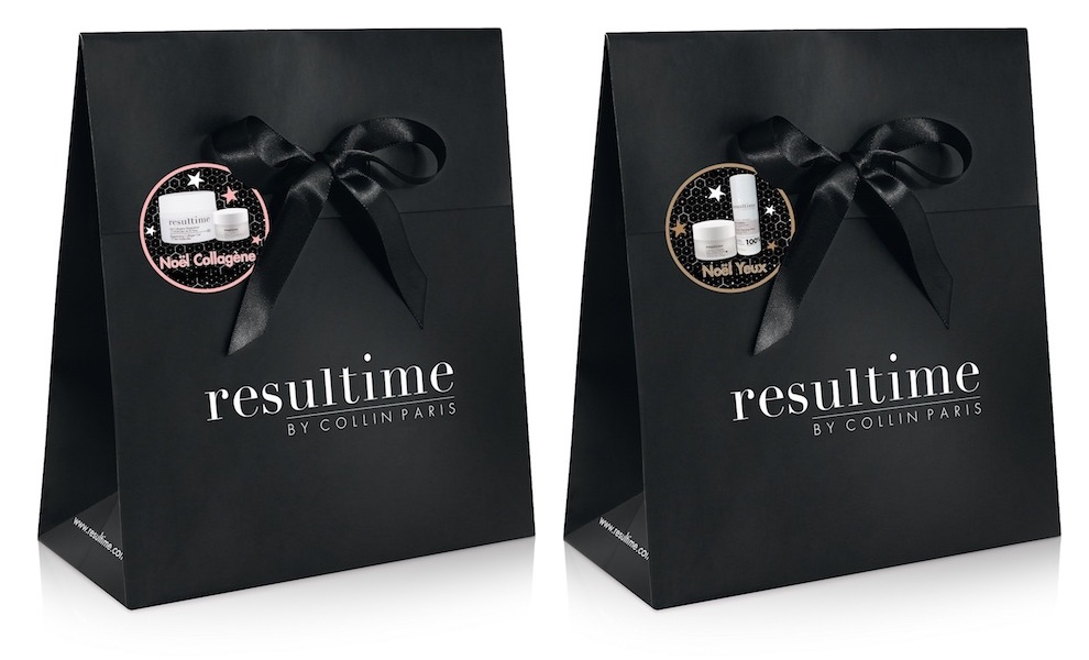 Resultime gel collagene pochette natale 2017
