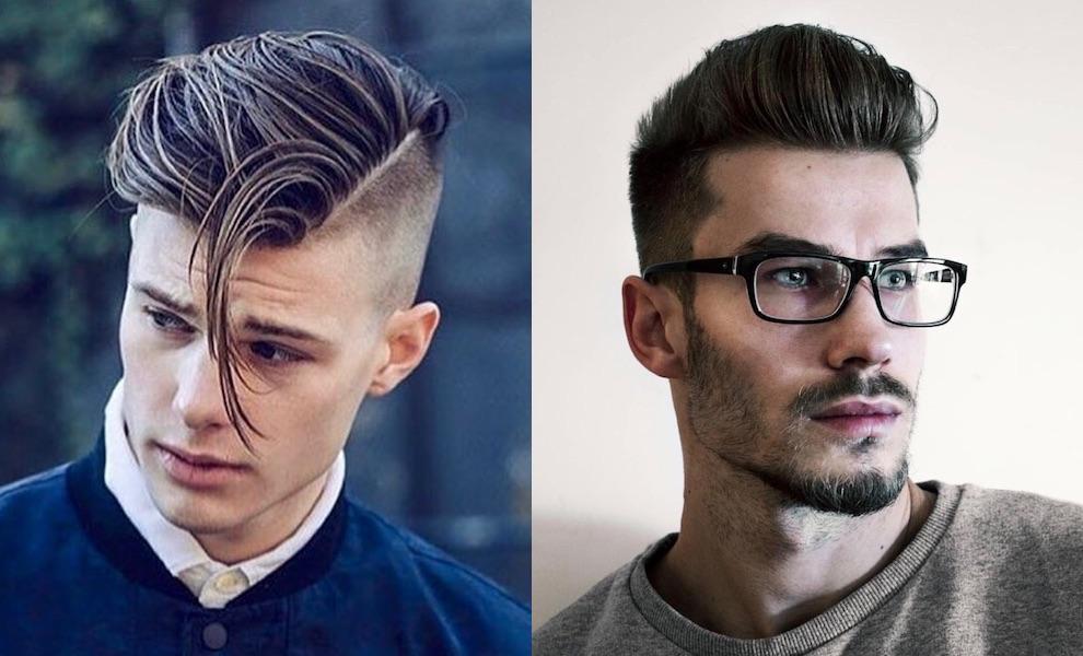 Favoloso Capelli uomo 2018: il taglio maschile di tendenza è con ciuffo e  FO36