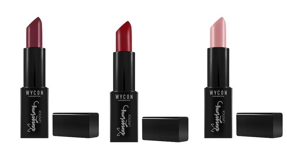 Wycon cosmetics rossetti demi matt inverno 2017-2018