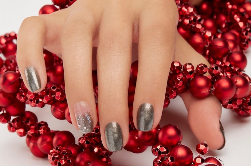 china Glaze smalti unghie Natale 2017