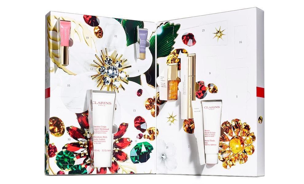 Calendario Dellavvento Beauty 2020.Clarins Calendario Dell Avvento 2017 Prezzi A Tutta Bellezza