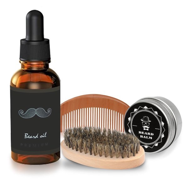 kit barba uomo brett amazon