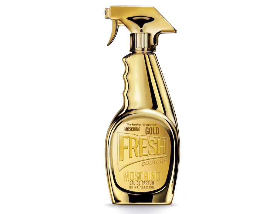 moschino Gold Fresh Couture_nuovo profumo donna 2018