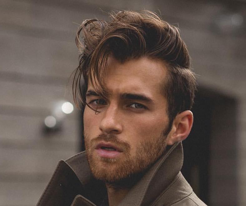 Capelli uomo 2018: il taglio maschile di tendenza è con ...