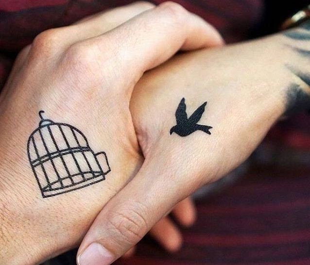 tatuaggio matrimonio simbolo appartenenza