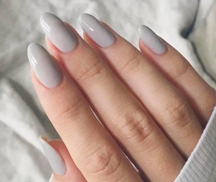 unghie lunghe cnd shellac inverno 2018