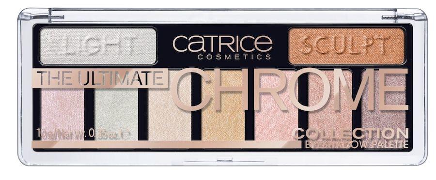Catrice cosmetics palette ombretti 2018