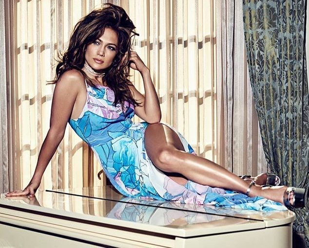 Jennifer Lopez campagna Guess Marciano primavera estate 2018