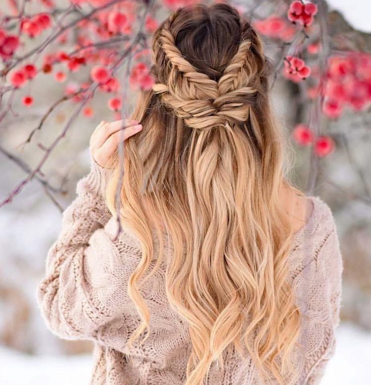 capelli sposa Instagram Alkali