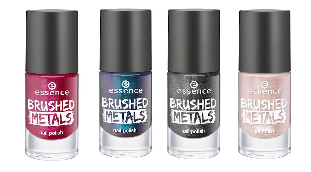 essence smalti inverno 2018 metallizzati