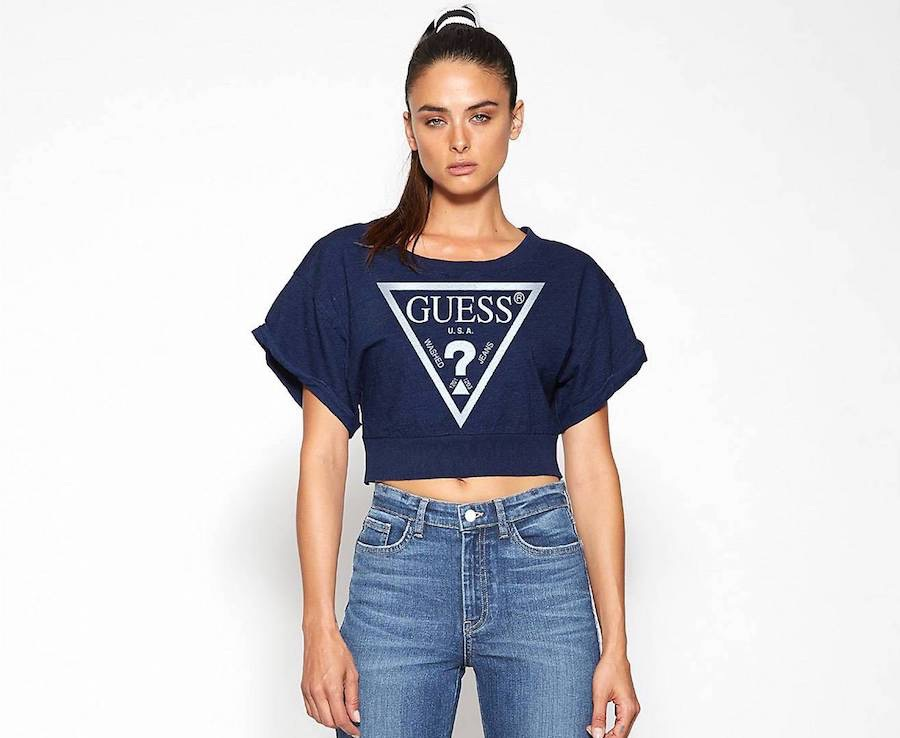 guess vestiti Jeans estate 2018