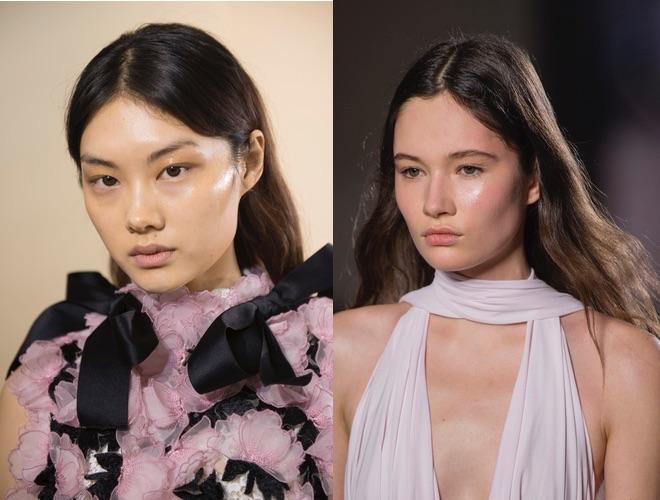 Trucco estivo viso occhi e labbra rosa pastello e naturale per l 39 estate 2018 a tutta bellezza - Trucco effetto bagnato ...