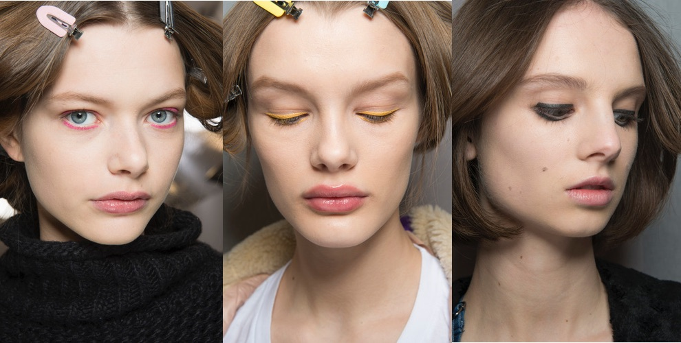 Dior trucco autunno inverno 2018-2019