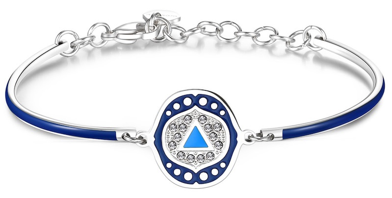 braccialetto brosway Chakra simboli