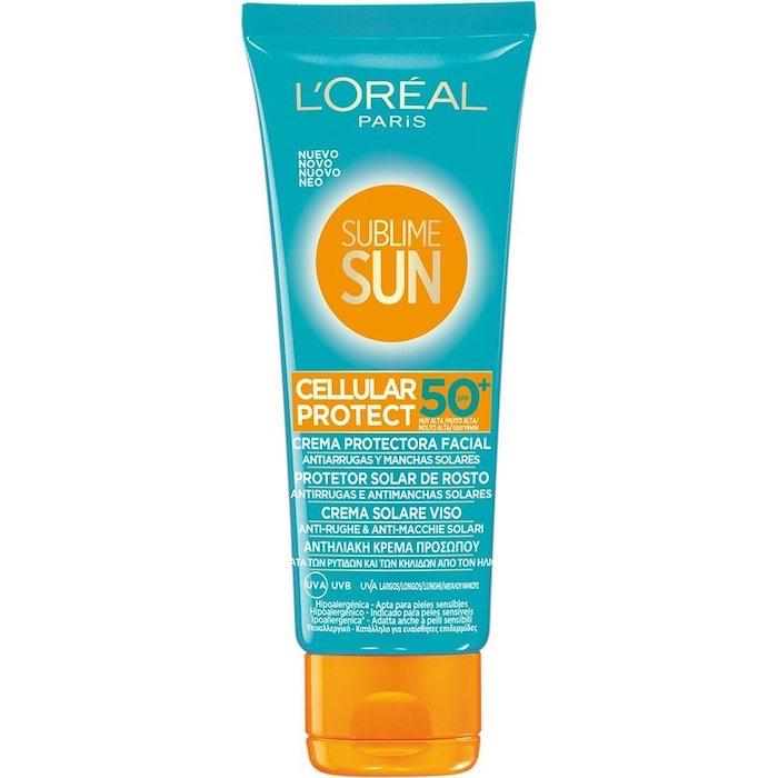 creme solari viso migliore 2018 protezione 50