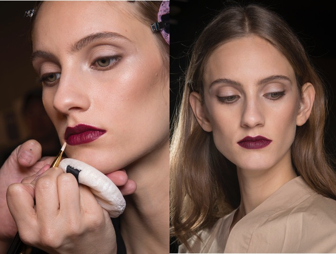 make up labbra inverno 2019-