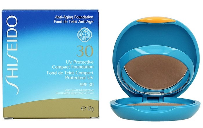shiseido amazon migliore fondotinta solare