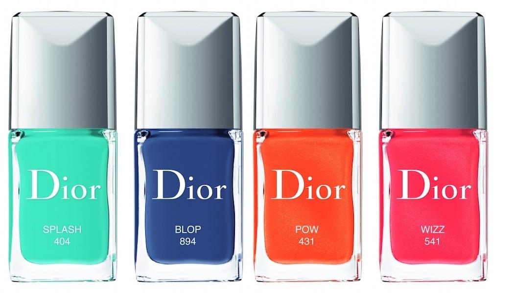 Smalti Rouge Dior estate 2018