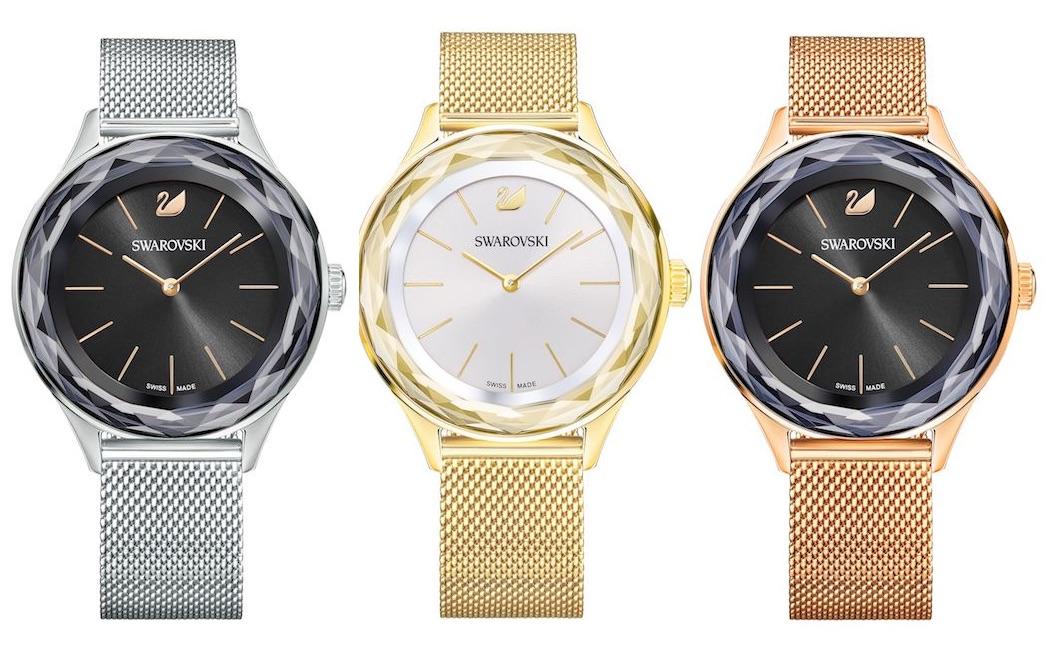Swarovski orologi donna catalogo 2018