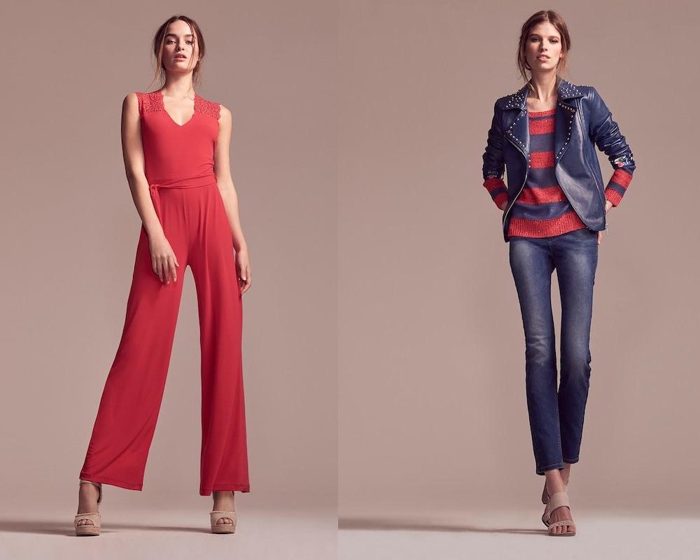 nuova collezione outlet Vendita di liquidazione Camomilla abbigliamento primavera estate 2018. Prezzi ...