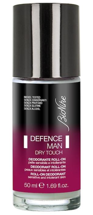 BioNike_DEFENCE MAN deodorante 2018