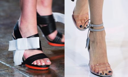 Smalti unghie piedi estate 2018-